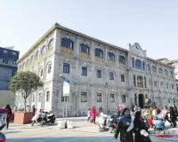 安庆百年劝业场华丽变身综合书店 百年老建筑焕发新生机