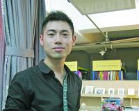 葛亮 :作家,香港浸会大学副教授