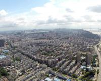 俯瞰安庆——城市风光