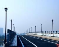 菱湖风景区的桥--宜桥