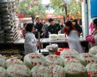 远近闻名的桐城丰糕