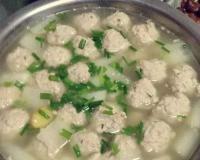 最忆肉圆汤