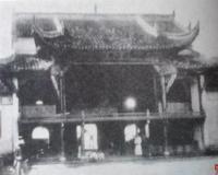 安庆老街老巷—二:东岳庙印象