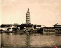 安庆老街老巷—五:镇皖楼·韩湘子