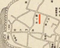 安庆老街老巷—十八:县下坡