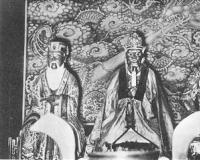 老安庆的龙王庙与祈雨旧事