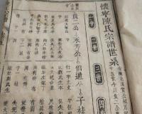 2019赴安徽怀宁大雄山寻亲记